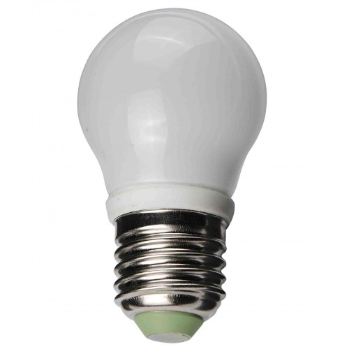 3.5w - Ceramic LED Golfball Lamp - B22