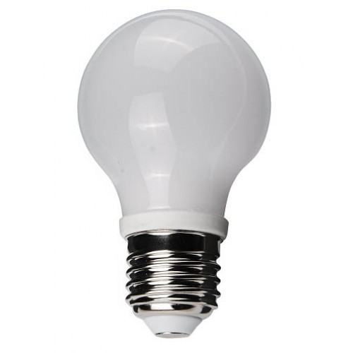 4w - Ceramic LED A60 Lamp - B22
