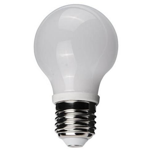 4w - Ceramic LED A60 Lamp - E27