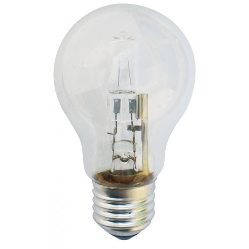 Eco Halogen GLS - Energy Saving Lamp E27