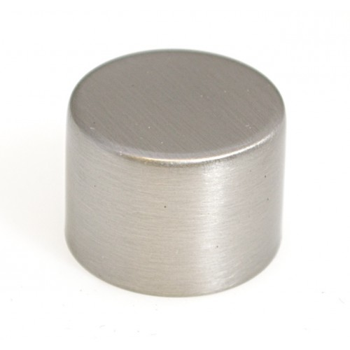 Satin Stainless Replacement Dimmer Knob