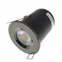 Black Nickel Fire Rated Downlights