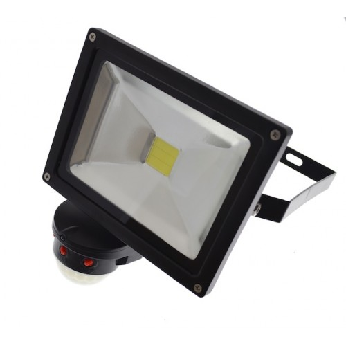 50w IP65 Floodlight with IP65 Sensor