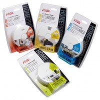 Smoke, Heat & CO Alarms
