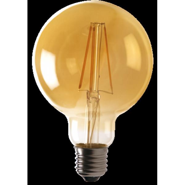 vintage g125 filament led bulb. Black Bedroom Furniture Sets. Home Design Ideas