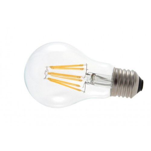 6w LED Filament GLS Lamp - E27 Cool White