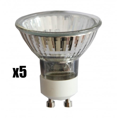 5 x Eco Halogen GU10 - 40w Energy Saving Lamp