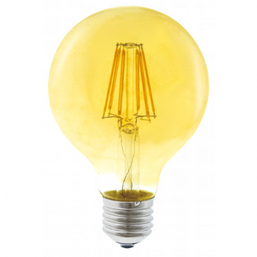 Vintage G80 6w Dimmable LED Filament Bulb