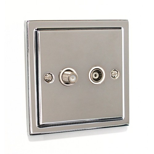 Regency - Satellite & TV Socket - R54PCW