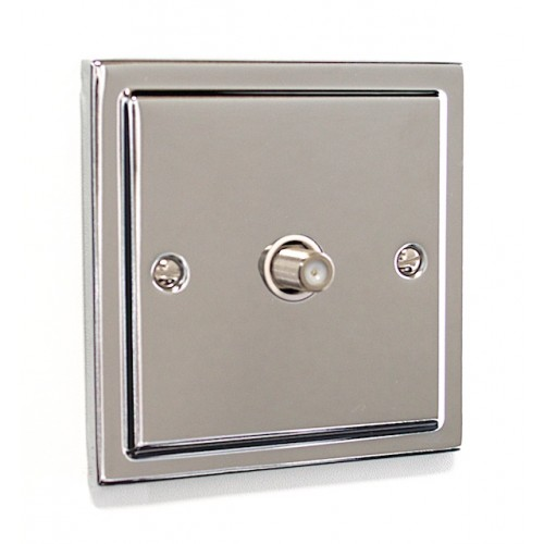 Regency - 1 Gang Satellite Socket - R59PCW