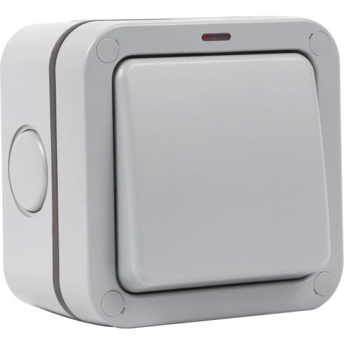 Weatherproof IP66 20a 1 Gang Switch 2 Way