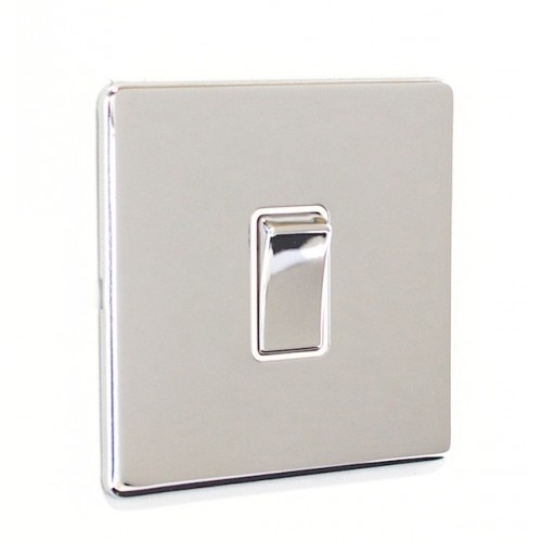 Signature Screwless - 1 Gang Light Switch - SG01PCW